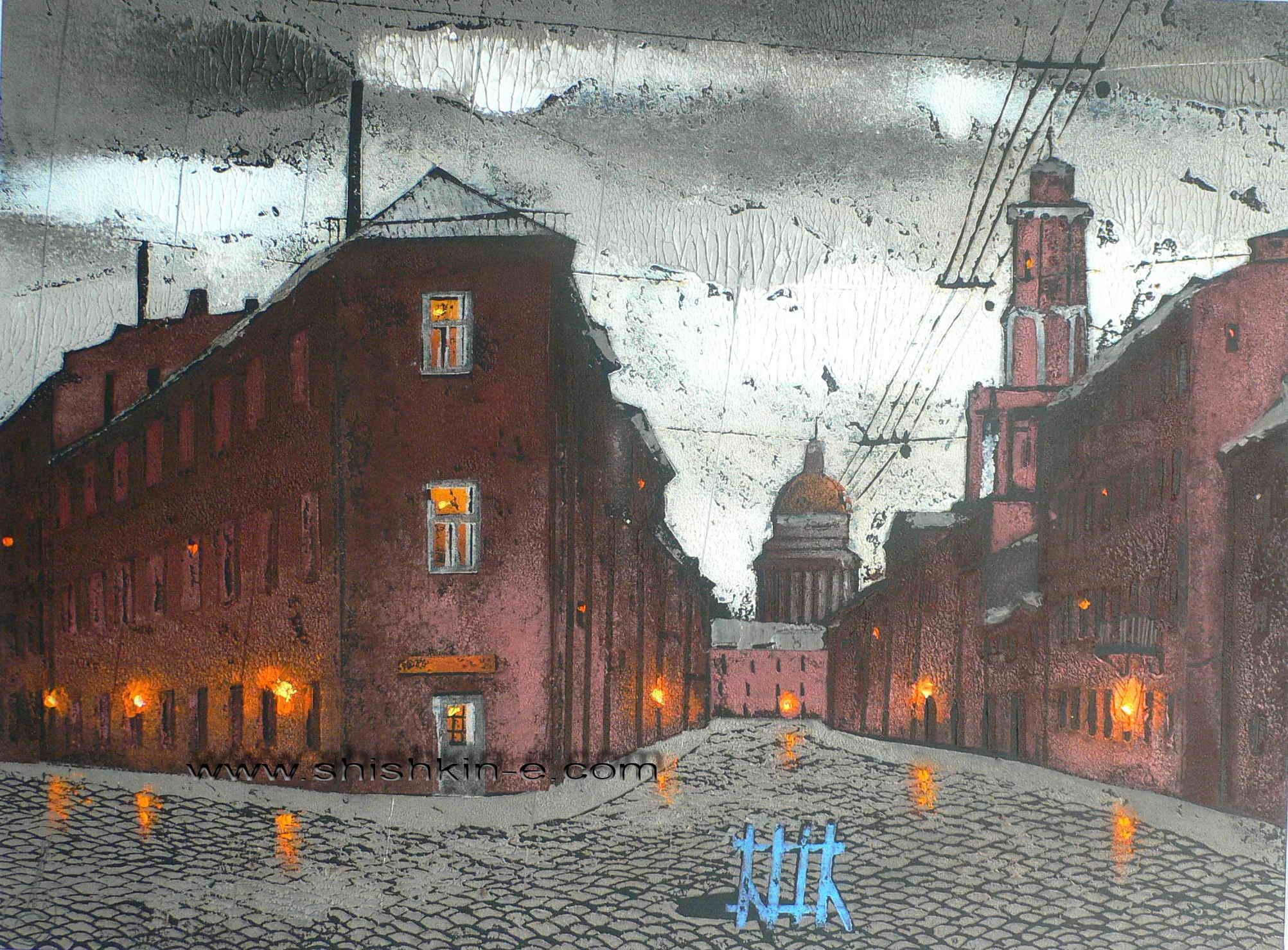 Большая подъяческая, Санкт-Петербург