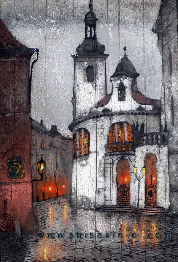 Церковь святого Климента, Прага