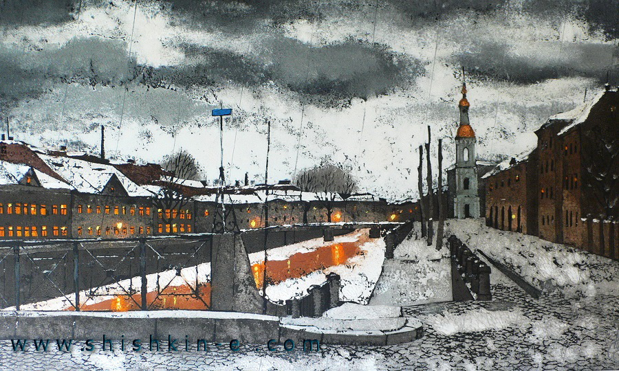 Крюков канал, Санкт-Петербург