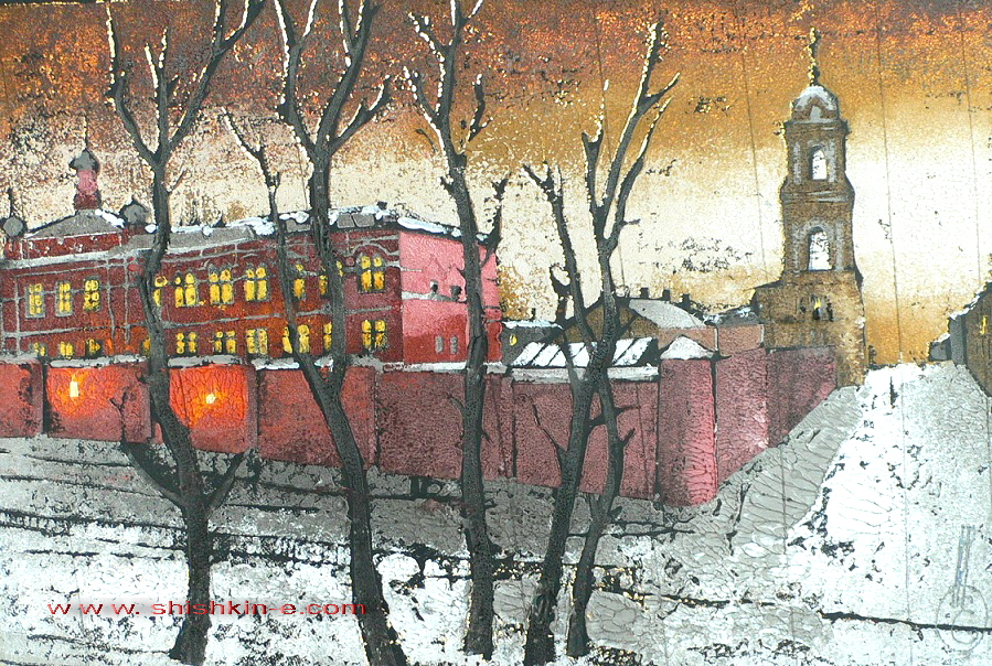 Рождественский бульвар, Москва